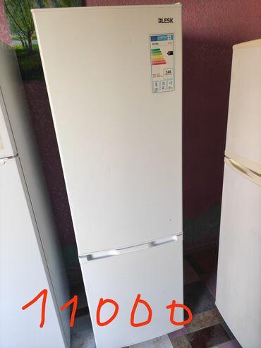 аренда квартир кант in Кыргызстан   ПОСУТОЧНАЯ АРЕНДА КВАРТИР: Б/у Двухкамерный   Белый холодильник