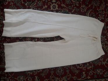 Тёплые клёш штаны (новые, не одевала, без этикетки) Размер- стандарт