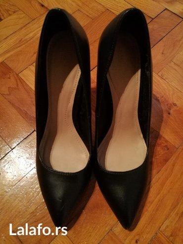Ženska obuća | Novi Banovci: Zara, cipele, štikla-10 cm, broj 39, vidljiva oštećenja