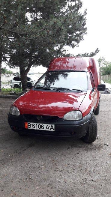 тюнинг для опель зафира в Кыргызстан: Opel Combo 2001