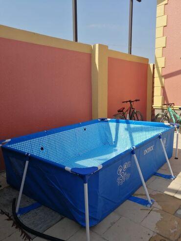 su hovuzu satilir in Azərbaycan   HOVUZLAR: Su hovuzu. İntex firması. Müxtəlif ölçüləri var. Ölkə daxili ödənişli