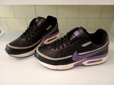 Nike Air max broj 37. Nove. Nenošene. Promašen broj . Duzina gazišta