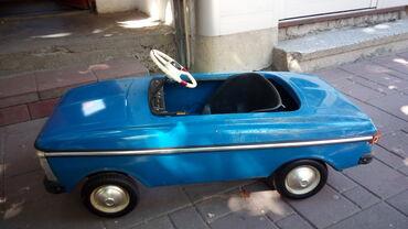 Pocepane na kolendublji - Srbija: REZERVISAN!!! Prodajem svog moskvica, na pedale, koji je kupljen 1989
