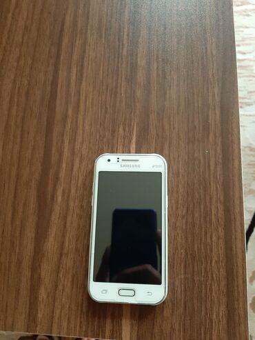 Təmirə ehtiyacı var Samsung Galaxy J1 2016 8 GB ağ