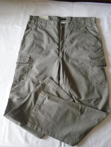 Nove, sa etiketom i vrlo kvalitetne muške pantalone iz USA, od 100% - Belgrade