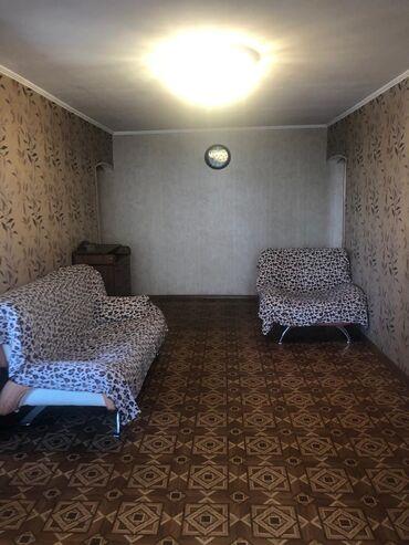 Долгосрочная аренда квартир - 3 комнаты - Бишкек: 3 комнаты, 57 кв. м С мебелью