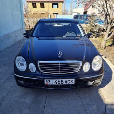 Mercedes-Benz E-Class 2.6 л. 2002