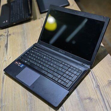 Ноутбук Asus x53• процессор amd a8 4ядра• озу 4гб• диск hdd 500gb•