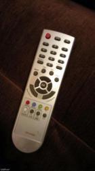 pult-dlja-televizora-west в Кыргызстан: Crosna aparati dremski ucun pult yeni