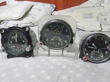 Авиационные часы советские приборные в Бишкек