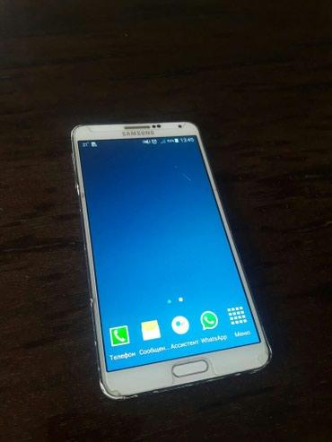 Bakı şəhərində Samsung Galaxy Note 3. 3GB Ram, 32GB yaddaş. Super amoled ekran Full