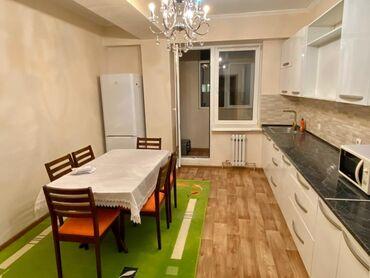 аренда квартиры in Кыргызстан | ПОСУТОЧНАЯ АРЕНДА КВАРТИР: 2 комнаты, 75 кв. м, С мебелью