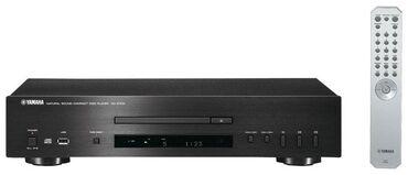 YAMAHA CD-S700. Проигрыватель компакт-дисков обеспечивает прекрасное