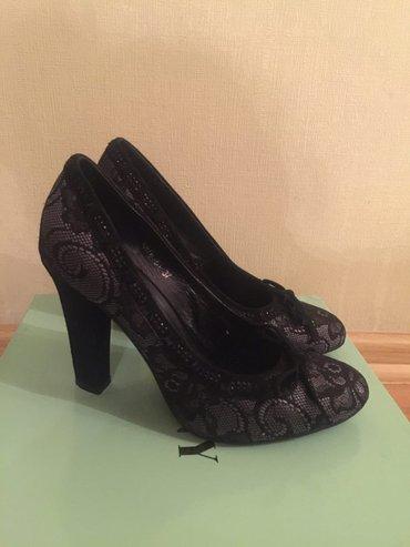 Женские туфли (Турция)  носили 1 разРазмер:37  в Бишкек