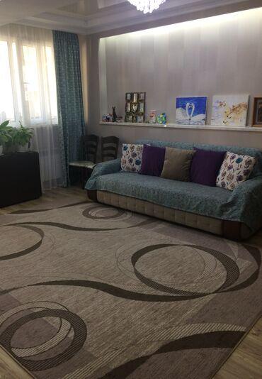 Сдается квартира: 3 комнаты, 79 кв. м, Бишкек