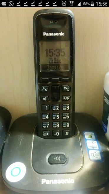 продаю радиотелефон panasonic в Бишкек