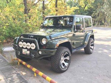 Jeep Wrangler 2008 в Бишкек