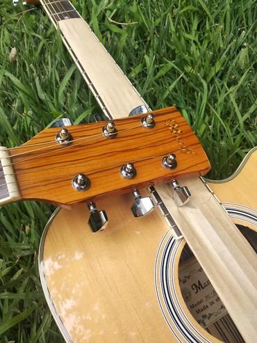 akustik - Azərbaycan: Gitara Akustik