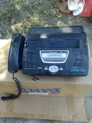 Телефонов факсов - Кыргызстан: Факс. Продаю СССР