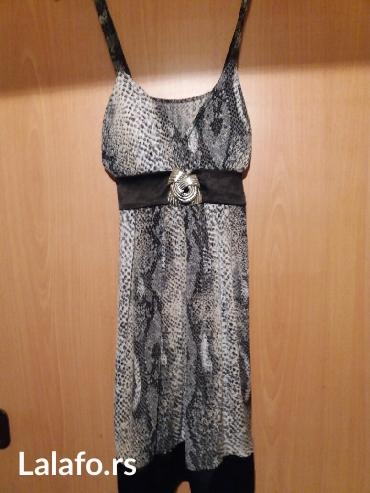 Samo nova haljina kupljena u italiji... Materijal prelep lagan za - Vrnjacka Banja - slika 3
