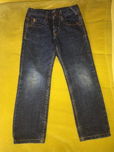 Zara джинсы, состояние отличное, размер: 5-6лет