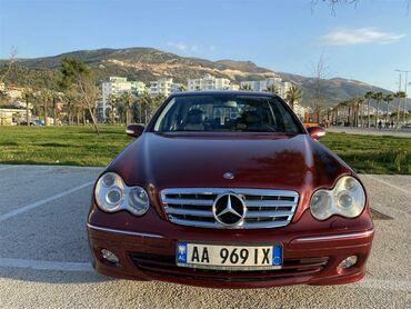 Mercedes-Benz C-Class 2.2 l. 2005 | 230000 km