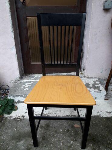 Drva - Srbija: 4 stolice,drvo