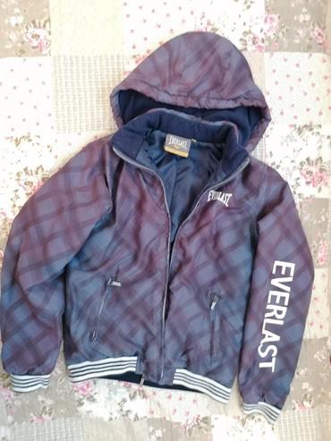 Dečije jakne i kaputi | Cuprija: Dečja zimska jakna. Everlast. Veličina 11/12 god. Cena 1000din