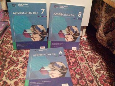 Ayriliqda 3 AZN Birlikde 8 azn Azerbaycan dili 6,7,8 dim 2019