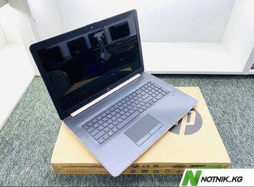 накопители platinet в Кыргызстан: Ноутбук новый-HP-модель-17-by0020ds-процессор-intel Pentium