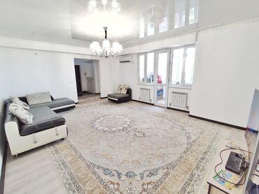 Продажа квартир - Бишкек: Элитка, 3 комнаты, 118 кв. м Бронированные двери, С мебелью