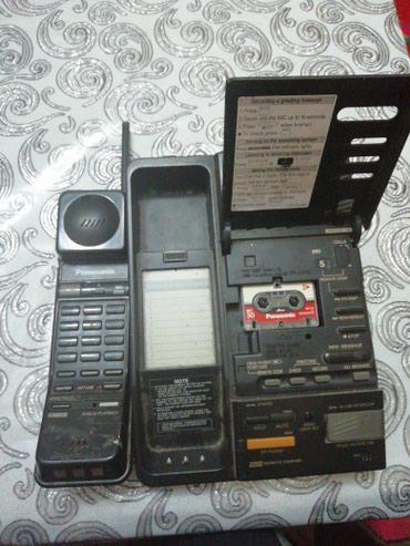 Elektronika Naxçıvanda: Ev telefonu danışıqları kasete yazır qiyməti razılaşma yolu ilə