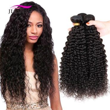 Prodajem Brazilska kosa prirodna 100% AAAAAA 7 klase vrhunskog - Belgrade