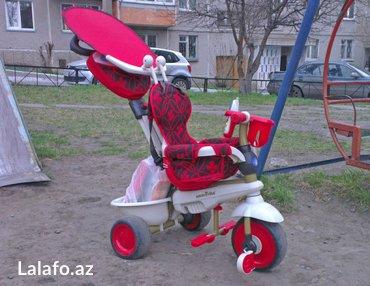 """Bakı şəhərində """"smart trike"""" orijinal cox keyfiyyətli uşaq velosipedi. """"mothercare"""""""