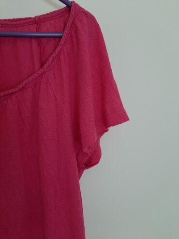 Roza bluza majica divna. Vel L