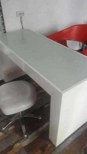 стол большой для дома в Кыргызстан: Стол для маникюра.3 800с