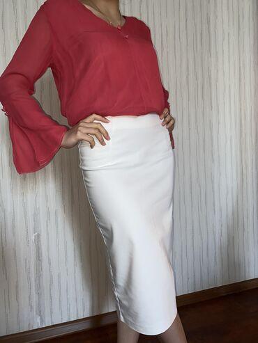 Продаю!Итальянская блузка,юбка.Отличного