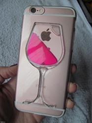 Novo, silikonska maskica za apple iphone 6/6s, ima nozicu za oslonac,  - Gornji Milanovac