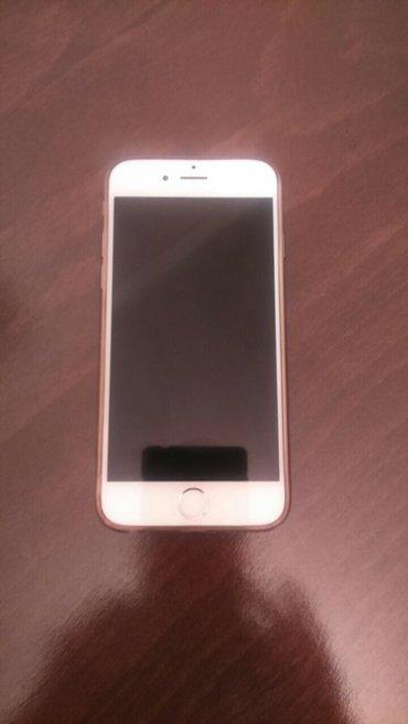 Bakı şəhərində Iphone 6, ag reng, daxili yaddash 16 gb, ram 1 gb, kamera 8 mp. Telefo