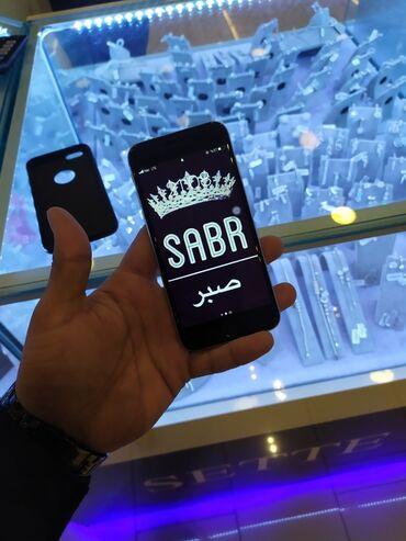 iphone чехол стразы в Азербайджан: Б/У iPhone 6 128 ГБ Серый (Space Gray)