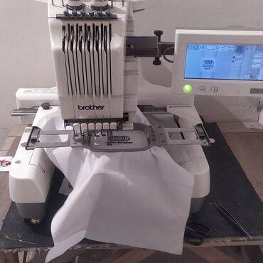 Работа - Шопоков: Вышивальная машина не работает одмен