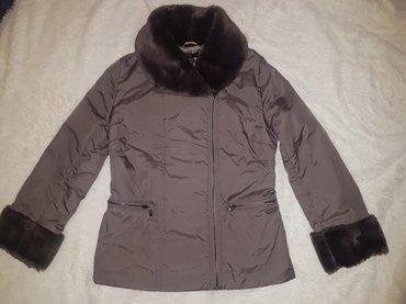 Корейская деми курточка. длинная , в Бишкек