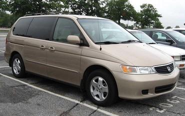 Honda Odyssey 2000 в Бишкек
