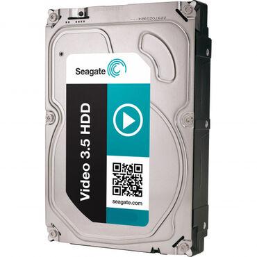 """Planşetlər - Azərbaycan: Seagate 10TB Video HDD 3.5"""" SATAMarka: SeagateModel: 10TB Video HDD"""
