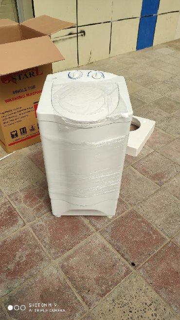 Vertical Yarımavtomat Washing Machine