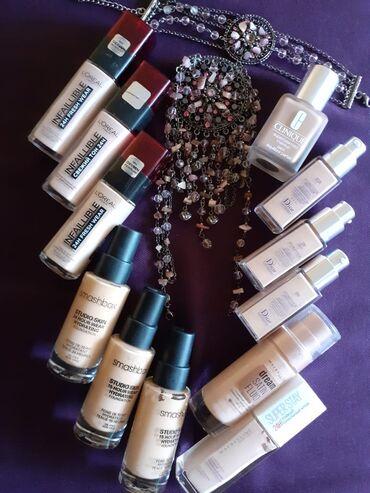 Kosmetika Bakıda: Orginal Tester Kosmetikalar Estee Lauder Clarins Clinique Loreal