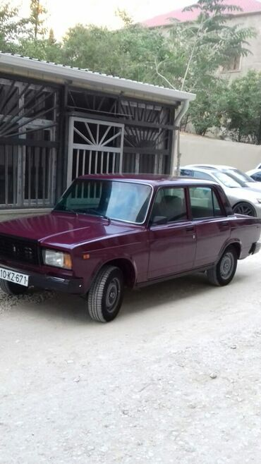 VAZ (LADA) Azərbaycanda: VAZ (LADA) 2107 1.6 l. 2002 | 853691 km