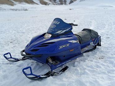 мопед yamaha в Кыргызстан: Срочно продаю!Снегоход Производство YamahaГод выпуска 2006 Объем