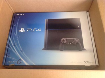 Play station ps4 brand new σε North & East Suburbs