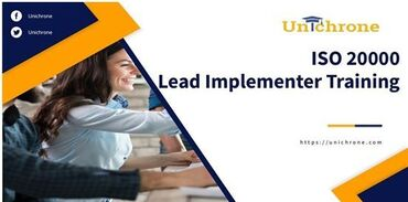 ISO 20000 Lead Implementer Training enables you to develop the necessa